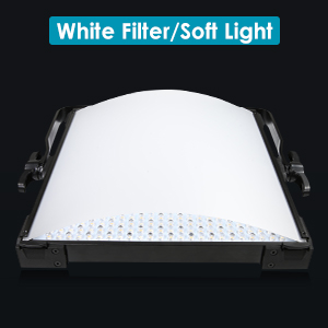 led light for photography and video