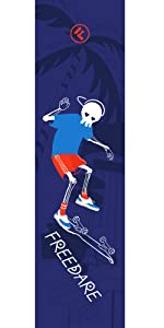 FREEDARE skateboard grip tape
