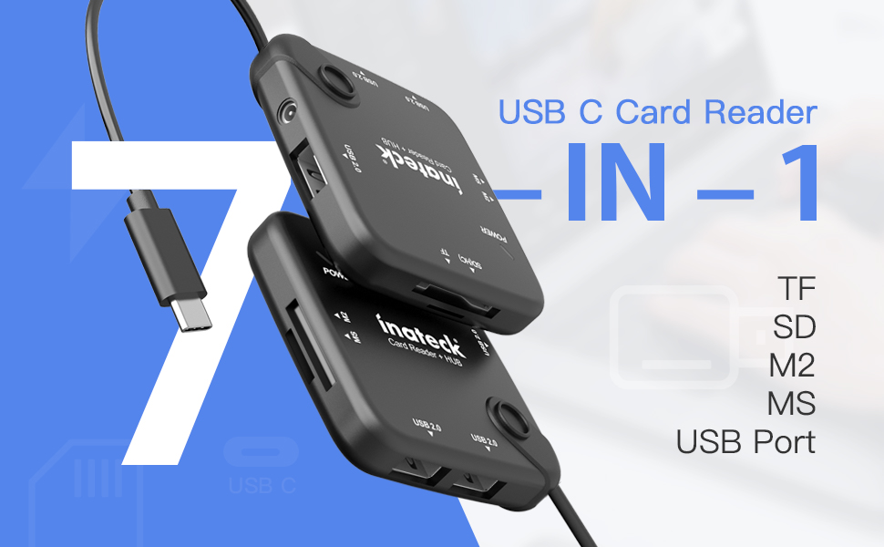 usb c card readers