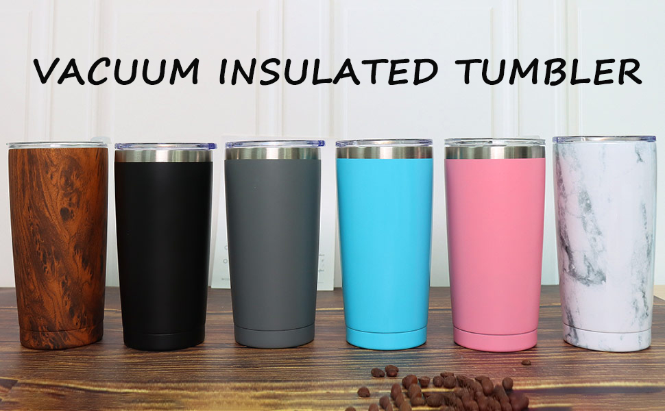Tritan Plastic Mugs Clear Insulated 12 Ounce Coffee Cups Double Wall Insulation Scratch Resistant Chip Proof Shatterproof Clear Coffee Mug in