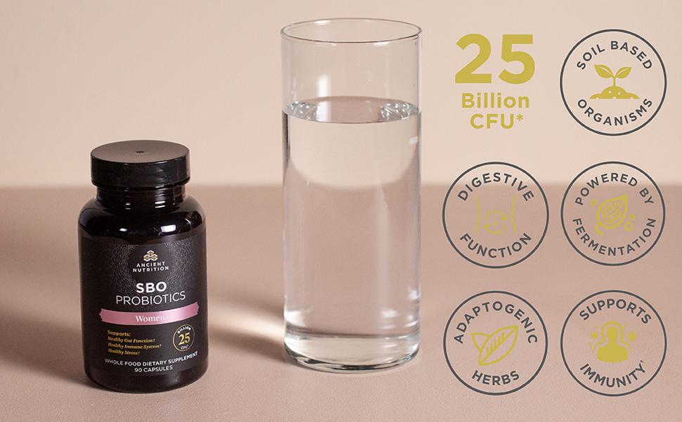 SBO probiotics women