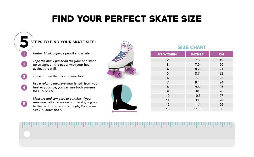 Find your perfect skate