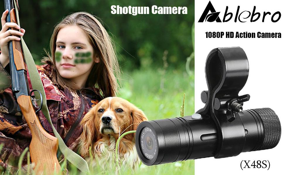X48S shotgun camera