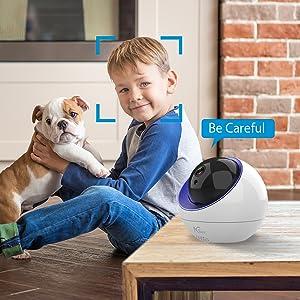 security camera indoor