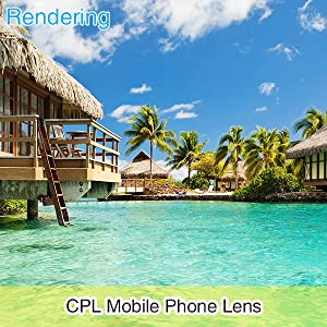 【CPL Mobile Phone Lens】