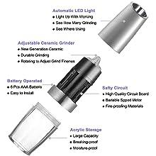 Premium Materials & Large Capacity