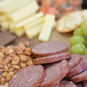 sausage, cheese, wisconsin, food, gifts,