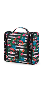BOOEEN Hanging Travel Toiletry Bag