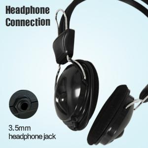 Headphone Connection