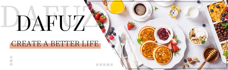 Dafuz create a better life