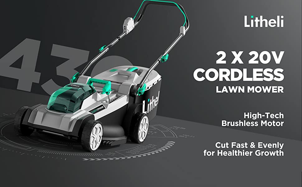 Battery Powered Lawn Mower Lowes