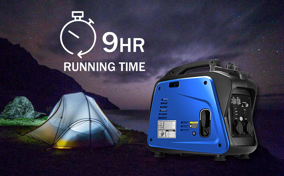 camping inverter generator