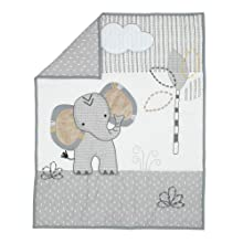 Jungle Safari Mini Crib Quilt
