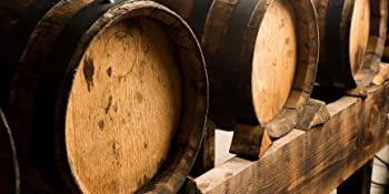 Wooden Barrels Aging Balsamic Vinegar of Modena