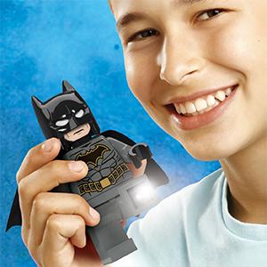 DC Superheroes Batman Torch Flashlight