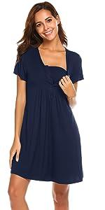 nursing dress9065