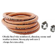 Steel Wire reinforced