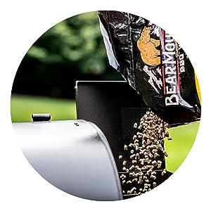 bbq pellets