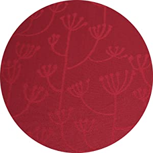 foral pattern tablecloth