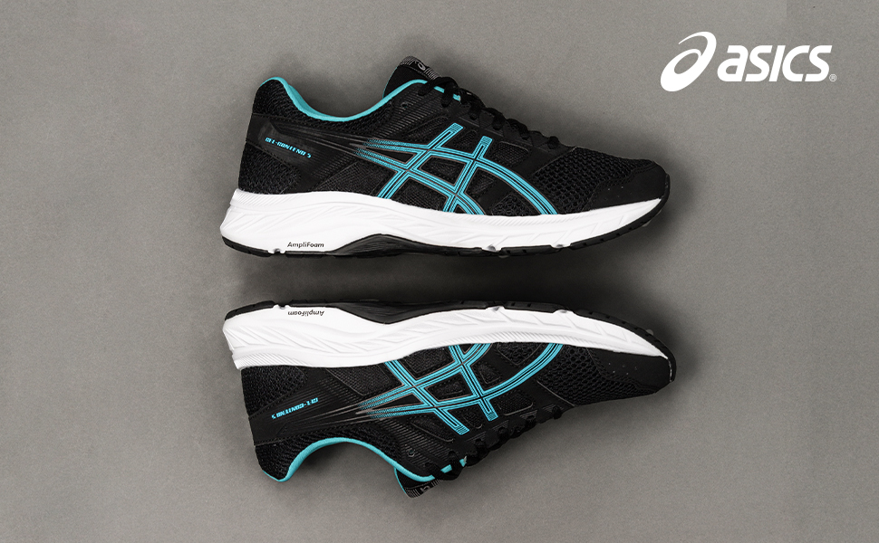 asics gel-contend 5 women's running shoes pdf