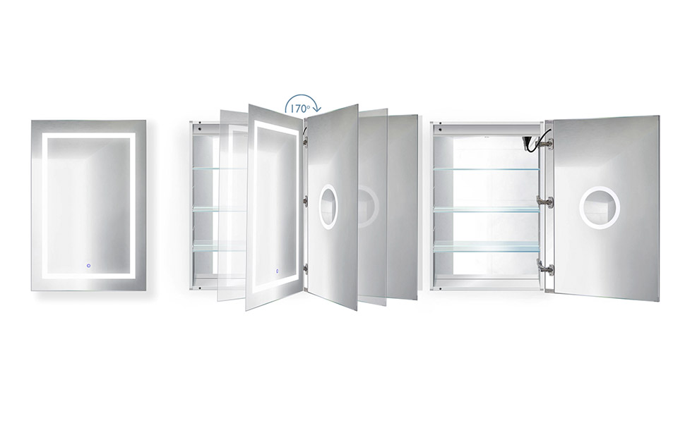 Svange LED Cabinet