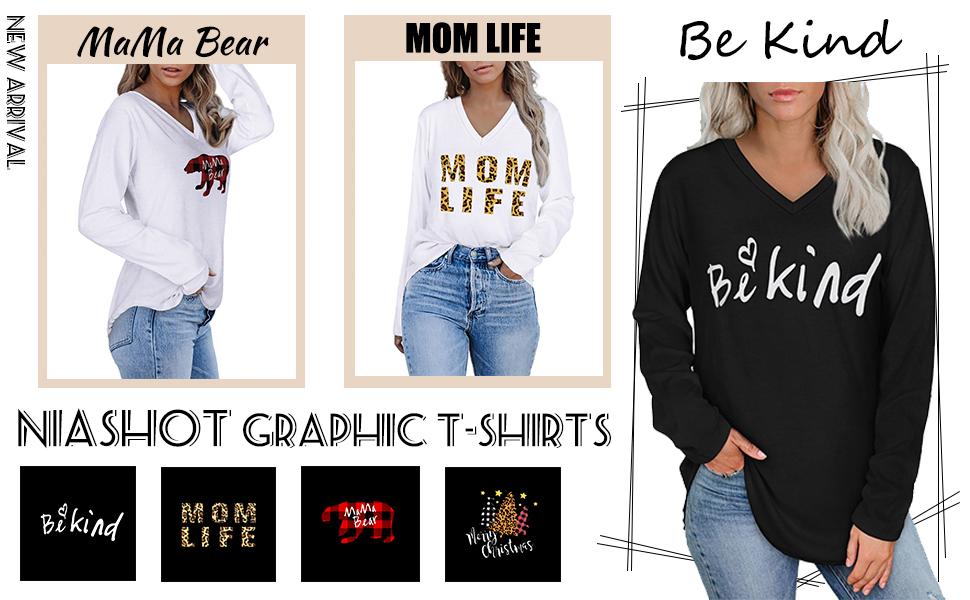Womens Graphic T Shirts