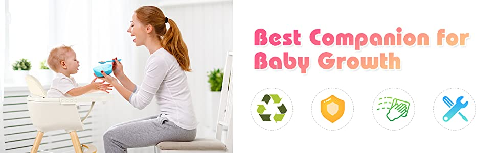 best companion for baby growth