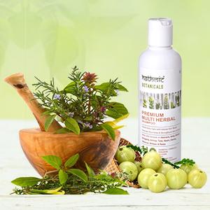 Premiuim Multi Herbal Shampoo