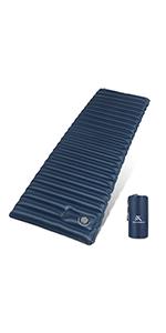 Air Inflating Sleeping Pad