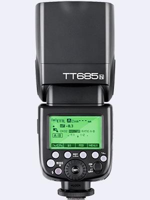GODOX TT685N クリップオンストロボ