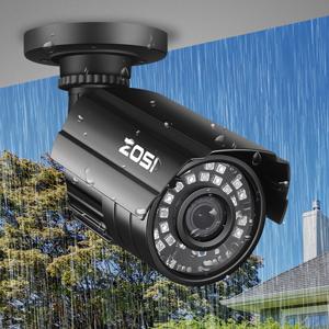 1  ZOSI 1080P Hybrid 4-in-1 HD TVI/CVI/AHD/CVBS 1920TVL 2.0MP CCTV Camera Home Security System 80ft Day/Night Vision Metal Waterproof Housing For 960H,720P,1080P,5MP,4K analog Surveillance DVR 68ce1267 5377 40b6 8bed 70897da7d685