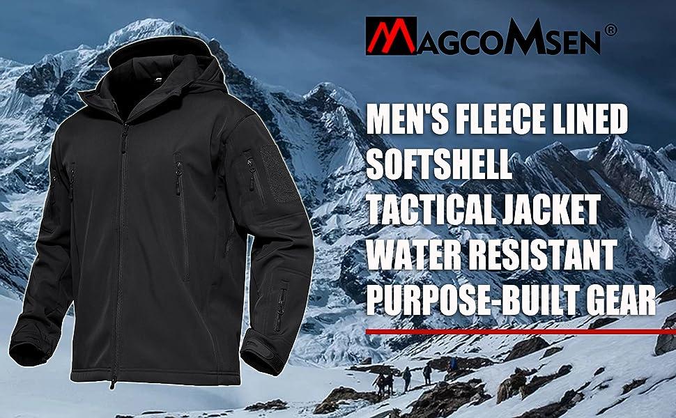 tactical jacket men