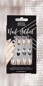 Ardell Nail Addict - Champagne Ice