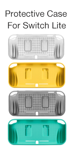 Protective Case for Switch Lite (TPU)