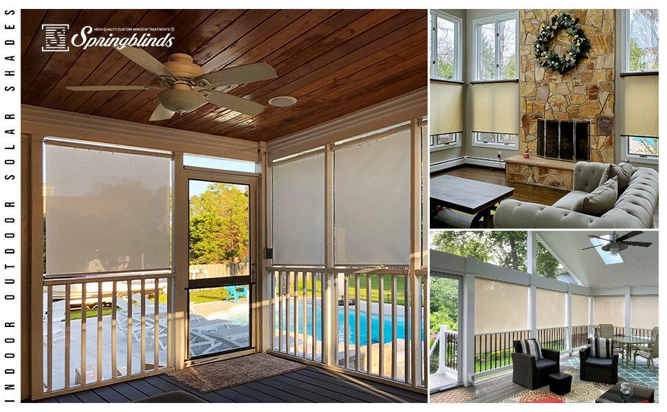 springblinds, high quality custom window treatments, uv protection, easy installation, privacy