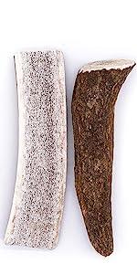 Split/Whole Elk Combo Dog Chew