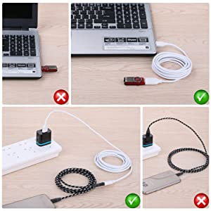 USB 3.0 Male A to Female A Extension Cable Super Speed 5GBps for Laptop/PC/Printers