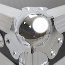 Powerful Steel Ball Corners
