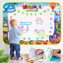 magic water drawing mat