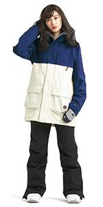 Straight Zip Jacket & Stretch Straight Pants