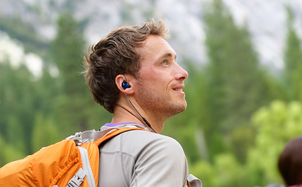 wired sport earbuds earphones