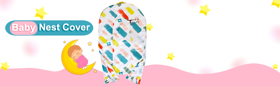 baby nest cover