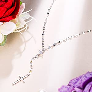 lariat y-shaped necklace birthday gift for women