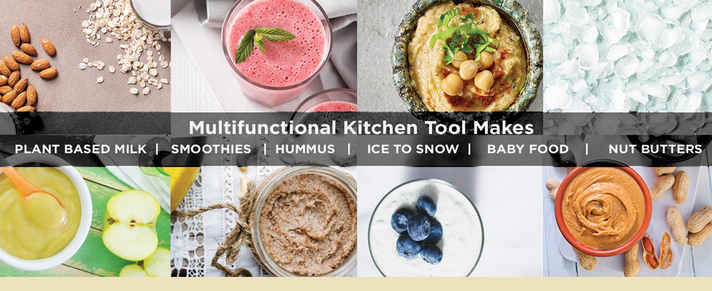 multifunctional kitchen tool
