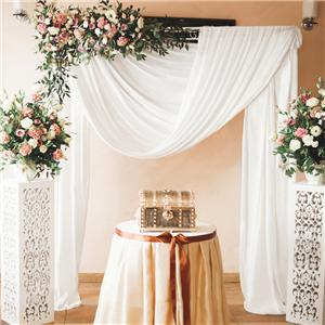 Party Curtains backdrop 10x10