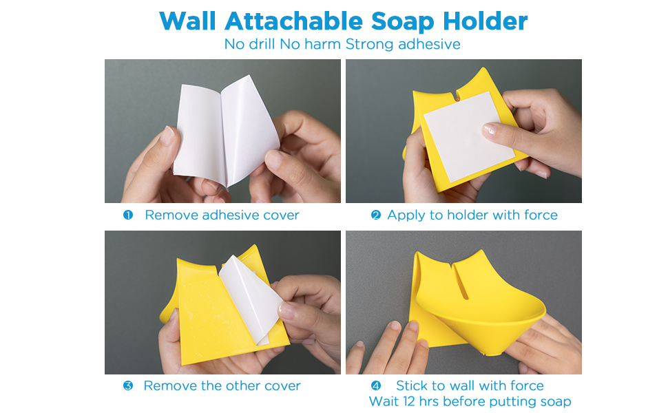 wall attachable