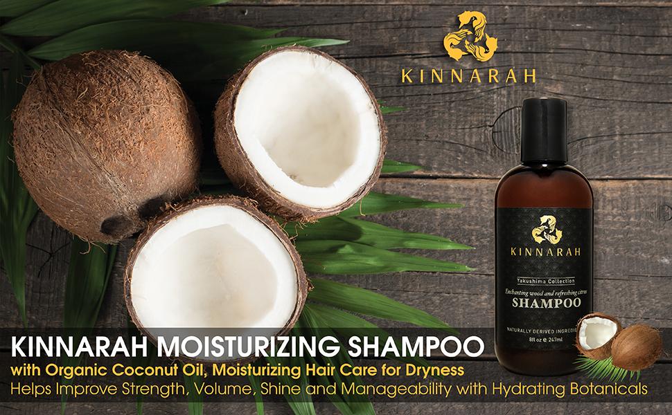 kinnarah kinnarah moisturizing shampo deep conditioner