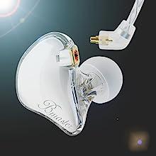 in ear noise cancelling earphones