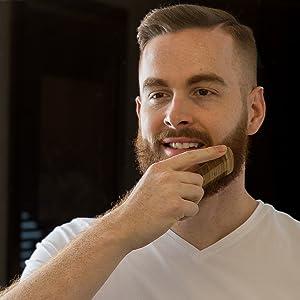 Beard Combing