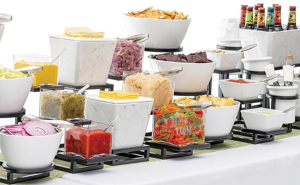 Buffet Ware Catering Displays Food Displays Displayware